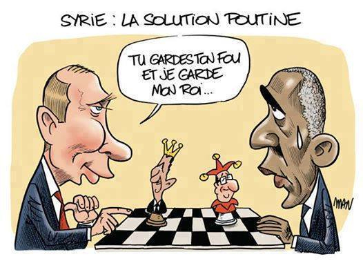 L'actualité en caricatures