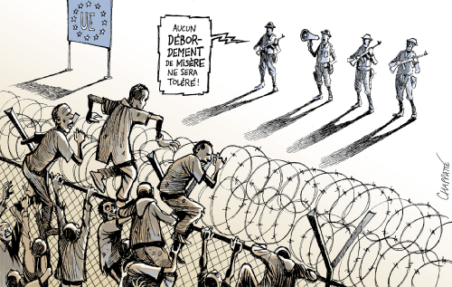 Comprehensive Immigration Reform Bill H.r. 4321
